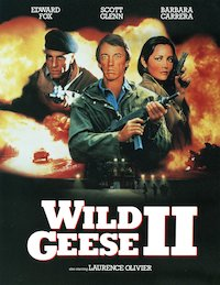 Wild Geese II poster