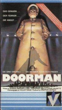 Dead as a Doorman poster