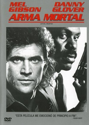 Lethal Weapon 384x542