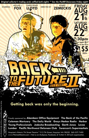 Back to the Future Part II 663x1024