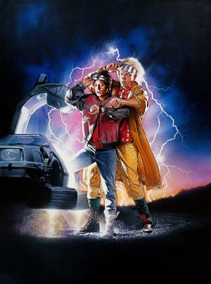 Back to the Future Part II 3720x5000