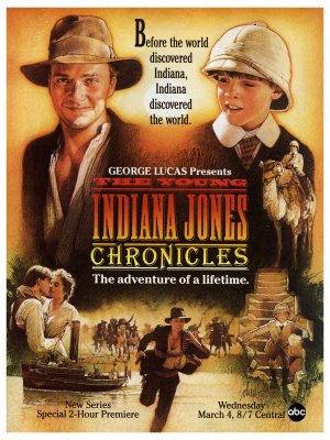 The Young Indiana Jones Chronicles 2493x3325