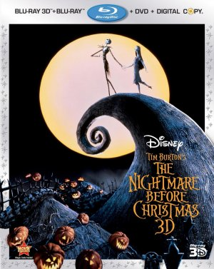 The Nightmare Before Christmas 1115x1402