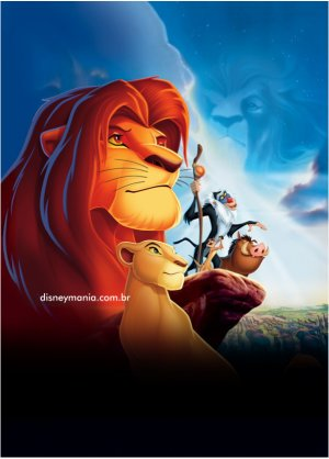 The Lion King 599x834