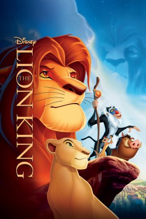 The Lion King 2000x3000