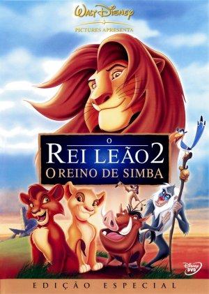 Der König der Löwen 2: Simbas Königreich 1027x1441