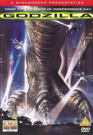 Godzilla 693x1000