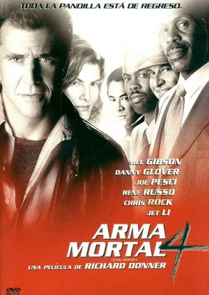 Lethal Weapon 4 379x533