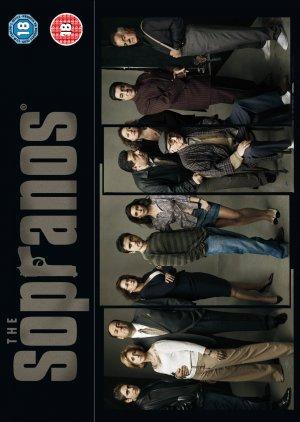 The Sopranos 1649x2322