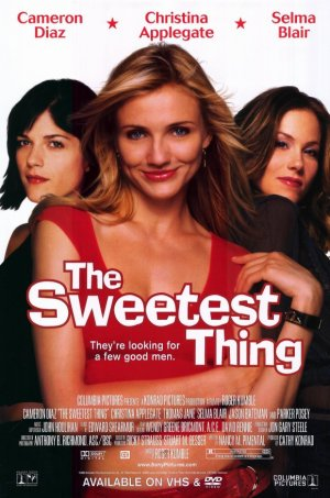 The Sweetest Thing 580x875