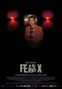 Fear X poster