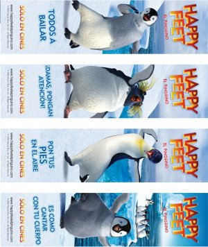 Happy Feet 745x885