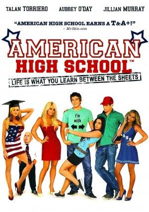 American High School 1529x2175