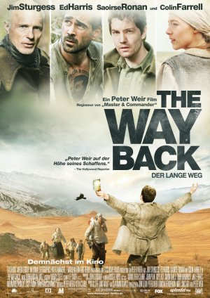 The Way Back 990x1400