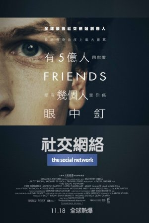 The Social Network 700x1046