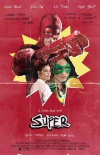 Super - Shut Up, Crime! poster