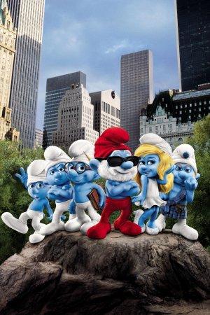 The Smurfs 3333x5000