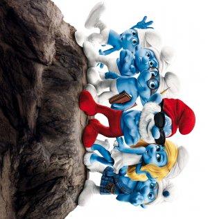 The Smurfs 4763x5000