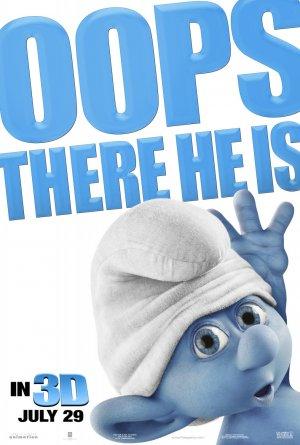 The Smurfs 1012x1500