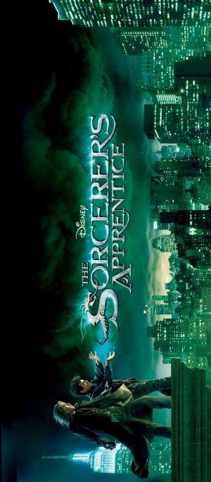 The Sorcerer's Apprentice 2192x5000