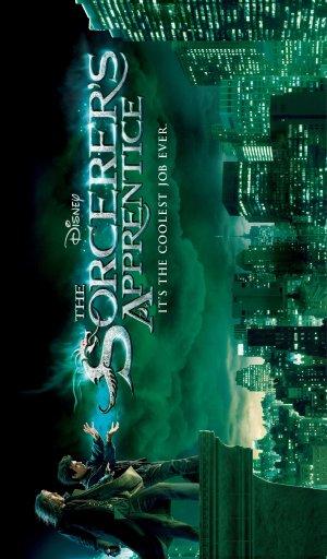 The Sorcerer's Apprentice 2928x5000