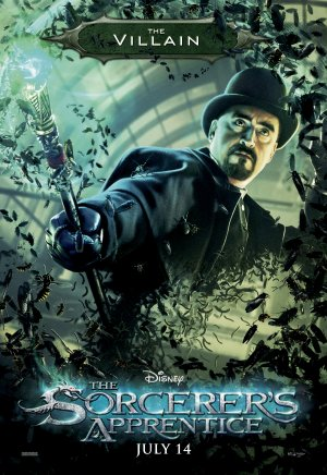 The Sorcerer's Apprentice 1739x2529