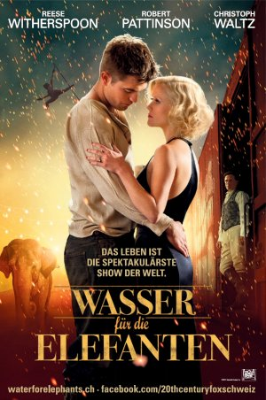 Water for Elephants 938x1413