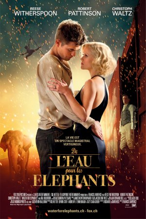Water for Elephants 1976x2962