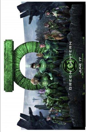 Green Lantern 2736x4176