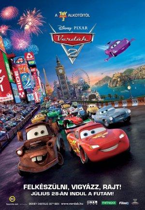 Cars 2 1110x1600