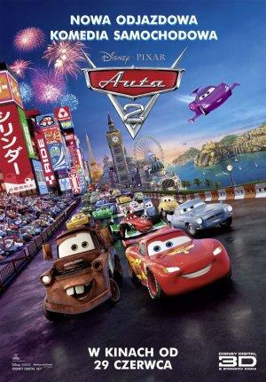 Cars 2 1000x1437