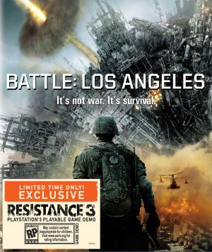 Battle Los Angeles 2068x2451