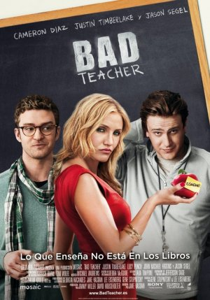 Bad Teacher 733x1047