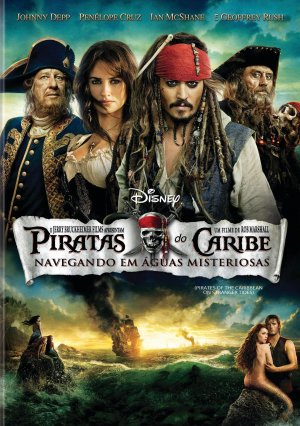 Pirates of the Caribbean: On Stranger Tides 1515x2149