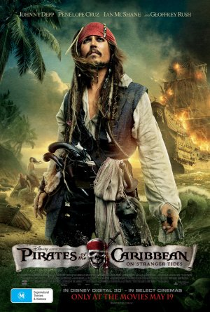 Pirates of the Caribbean: On Stranger Tides 2492x3696