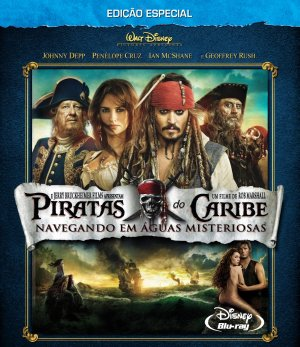Pirates of the Caribbean: On Stranger Tides 1523x1762