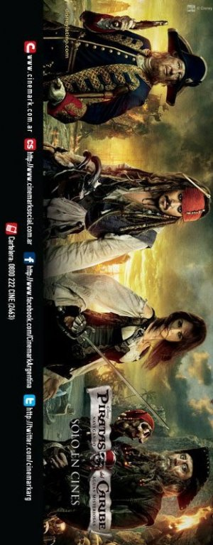 Pirates of the Caribbean: On Stranger Tides 313x800