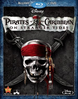 Pirates of the Caribbean: On Stranger Tides 1637x2063