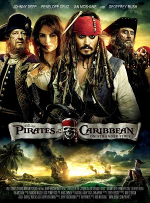 Pirates of the Caribbean: On Stranger Tides 3400x4600