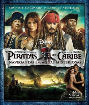 Pirates of the Caribbean: On Stranger Tides 1502x1772