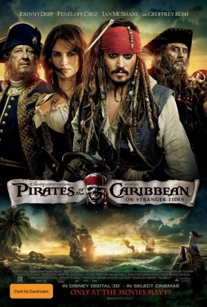 Pirates of the Caribbean: On Stranger Tides 3375x5000