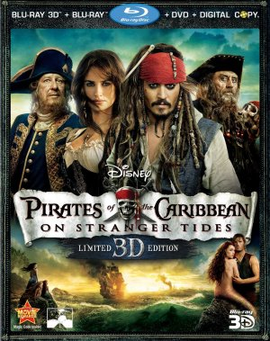 Pirates of the Caribbean: On Stranger Tides 1672x2111