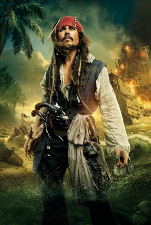 Pirates of the Caribbean: On Stranger Tides 2493x3696