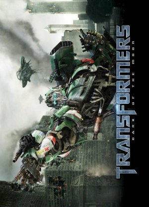 Transformers: Dark of the Moon 521x720