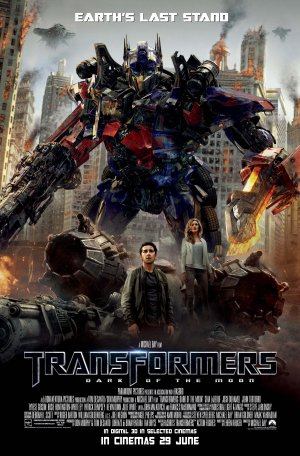 Transformers: Dark of the Moon 3291x5000