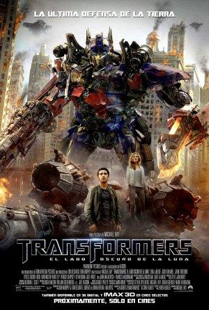 Transformers 3: Die dunkle Seite des Mondes 3373x5000