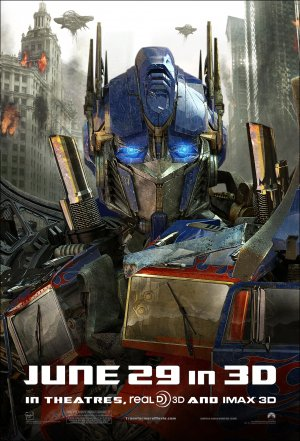 Transformers: Dark of the Moon 1361x2000
