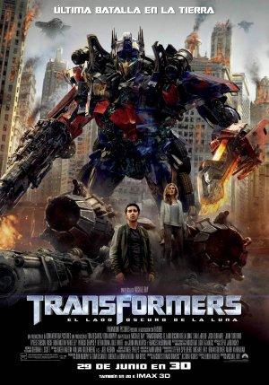 Transformers 3: Die dunkle Seite des Mondes 3500x5000