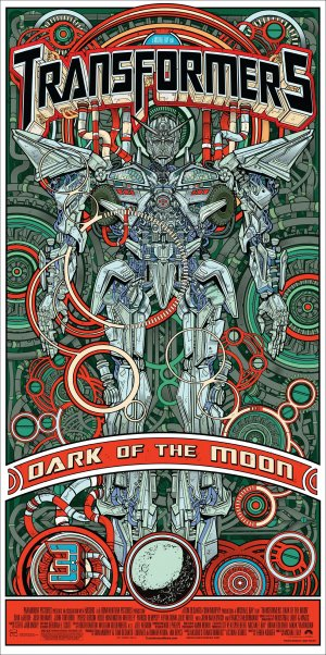 Transformers: Dark of the Moon 1289x2586