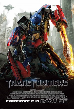 Transformers: Dark of the Moon 2430x3600